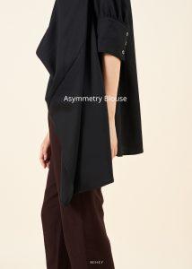 Asymmetry Blouse