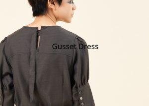 Gusset Dress