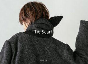 Tie Scarf