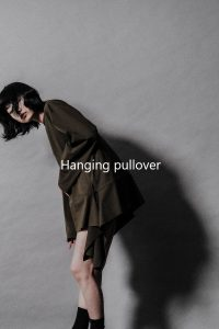 Hanging pullover