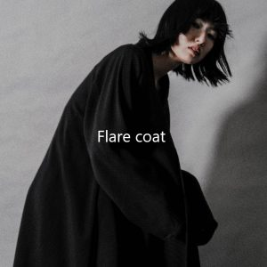 Flare coat