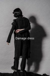 Damage dress